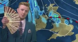 Yas queen, this BBC weather presenter gave his whole report in RuPaul references