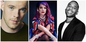 Lily Allen, Russell Tovey and Reggie Yates honoured at the Diversity In Media Awards