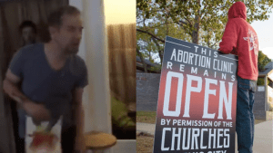 Gay coffee shop owner kicks Christian pro-life group out of cafe