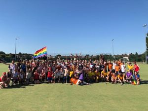 Inaugural Pride Hockey Cup a huge success