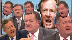 The man behind the headlines. Piers Morgan REVEALED!