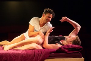 """Sex is easy, intimacy is hard"". ""Undetectable"" to return to King's Head Theatre."