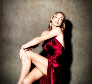 Interview. Steven Smith has only gone and met Ute Lemper!
