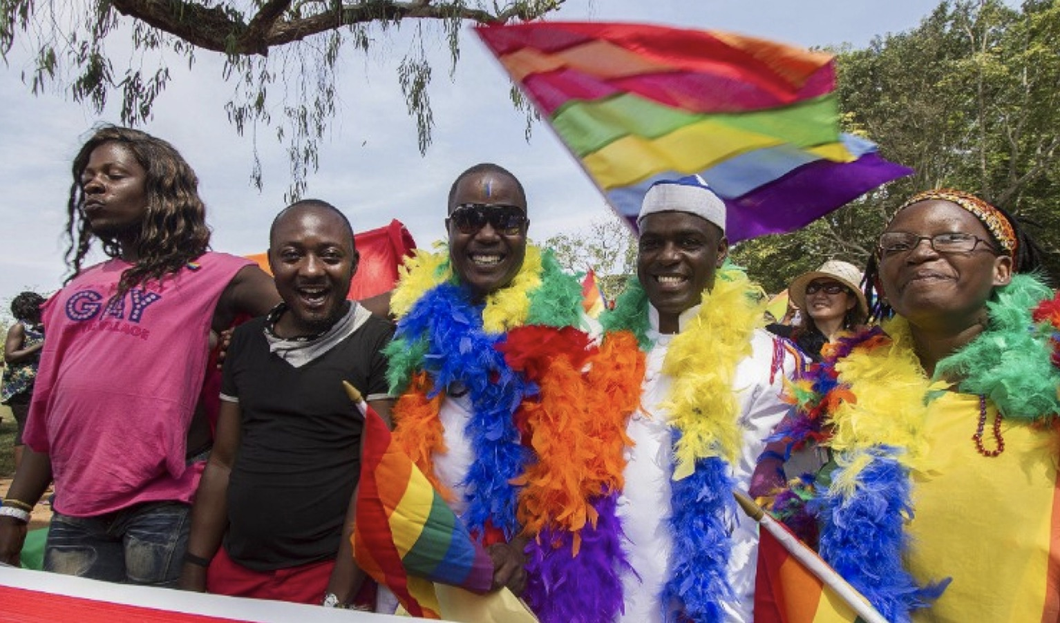 Gabon. African state to decriminalise homosexuality.