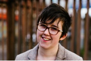 Man arrested in Lyra McKee murder investigation.
