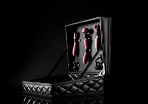 Win a trunk of sex toys worth £400!