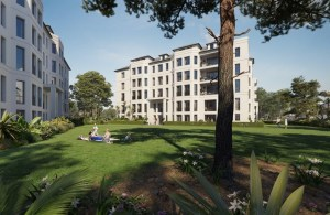 Seaside living. Fab new apartments coming to Bournemouth.