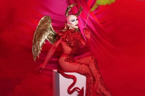 Meet & greet with Drag Race superstar up for grabs in charity auction.