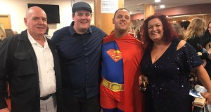 How a loving family coped with an autistic child and came out winning.