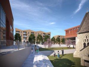Barratt London announce 800 new homes for South London.