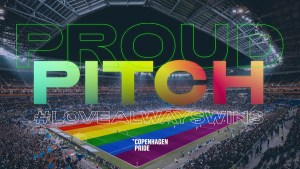 UEFA backlash: Insta filter turns green pitch into a rainbow!