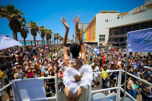 Pack your glitter! Tel Aviv Pride is ALL SYSTEMS GO!