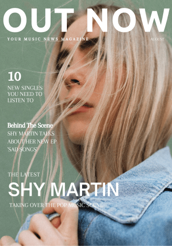 Shy Martin Interview