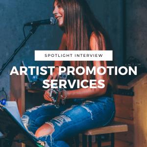 Artist Promotion Services