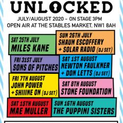 Camden Unlocked - Mae Muller