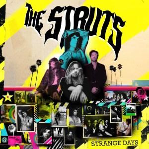 The Struts Strange Days (with Robbie Williams)