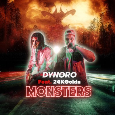Dynoro and 24Goldn - Monsters