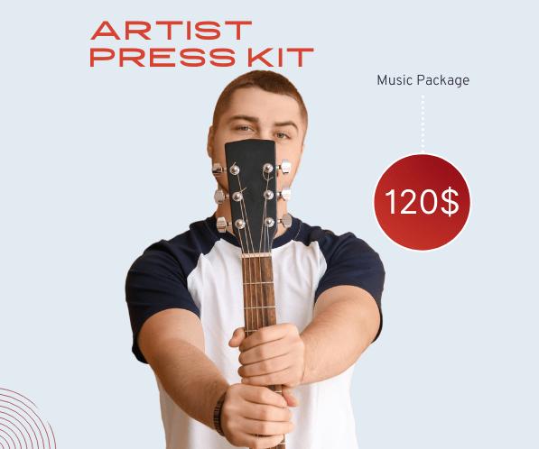Artist Press Kit