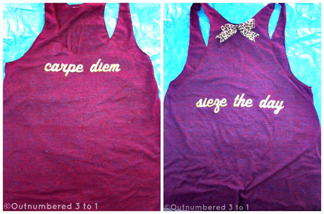 Winter Wishes – Ruffles With Love – Work Out Tank Review & Giveaway & Discount Code!
