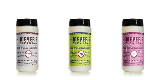 Mrs. Meyer's Clean Day Scent Boosters Join the Made to Matter – Handpicked by Target™ Line