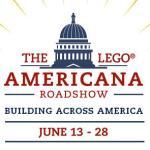 LEGO® Americana Roadshow Hits Milwaukee!