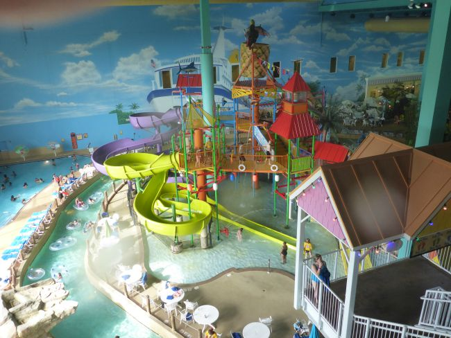 Key Lime Cove Indoor Waterpark