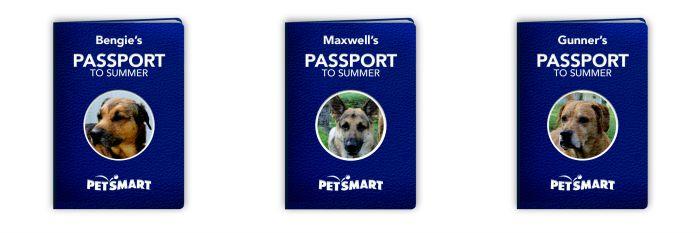 Petsmart Passport to Summer
