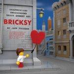 Bricksy: Unauthorized Underground Brick Street Art by Jeff Friesen
