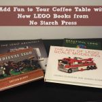 Add Fun to Your Coffee Table with New LEGO Books from No Starch Press