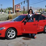 You Could Win One of 100 2016 BMW 320i 3-Series Sedans!