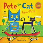 Fun New Books From Pete the Cat