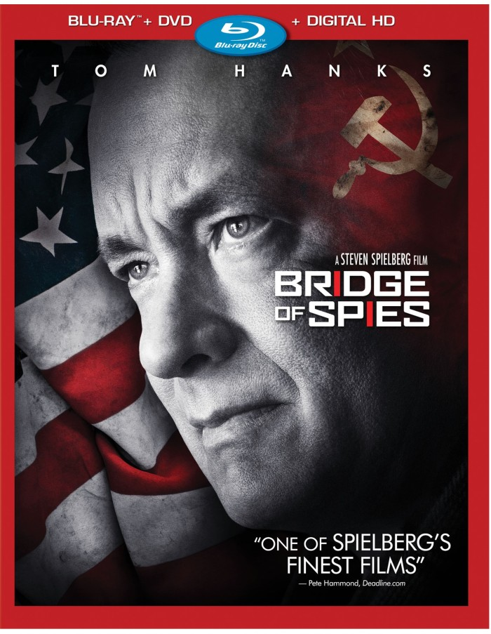 Bridge of Spies Blu-ray Combo Pack and Digital HD