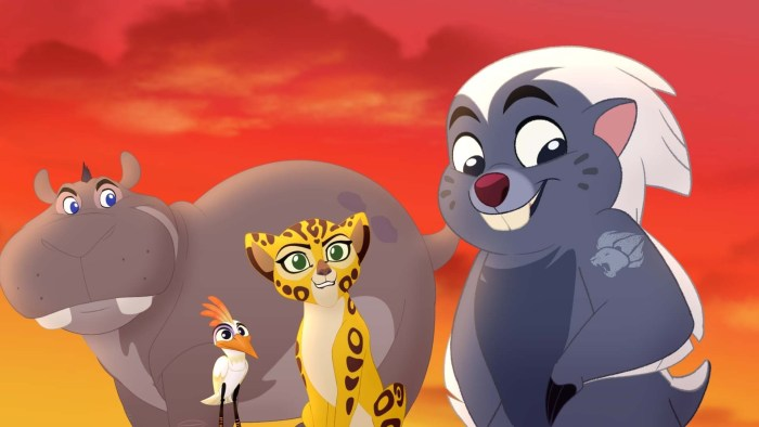 Review of The Lion Guard: Return of the Roar