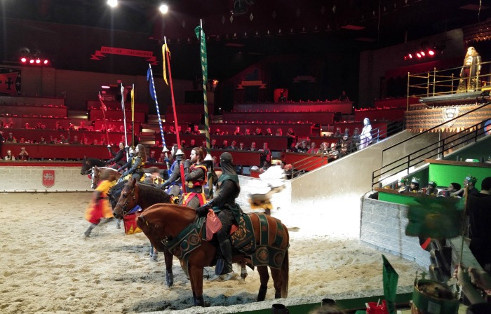 Medieval Times Review – Chicago