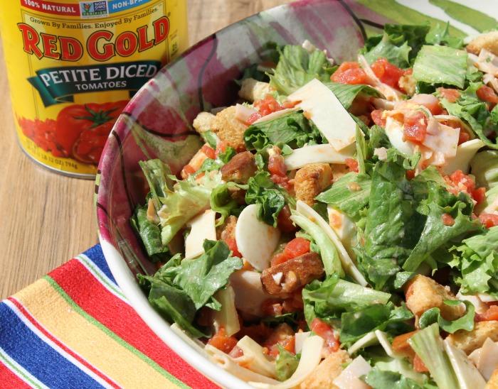 Monte Cristo Salad Recipe