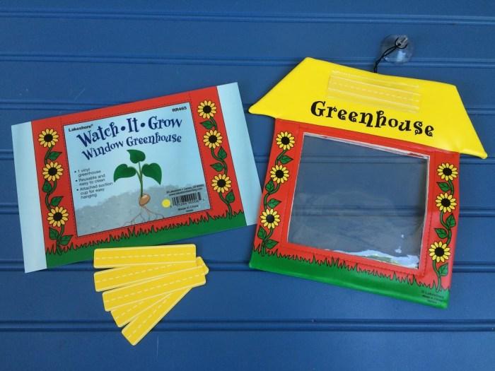 Lakeshore Learning: Watch-It-Grow Window Greenhouse & Butterfly Nursery Reviews