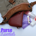 My List of Purse Essentials