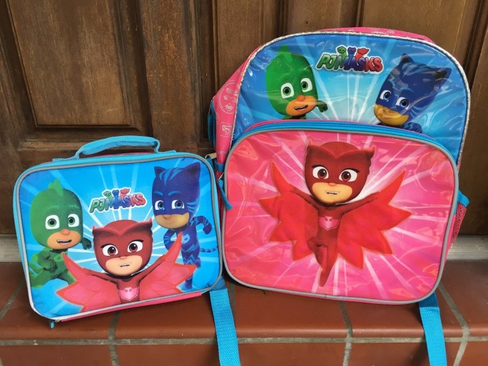 PJ Masks Backpacks, Lunchboxes, Apparel & More Now in Stores