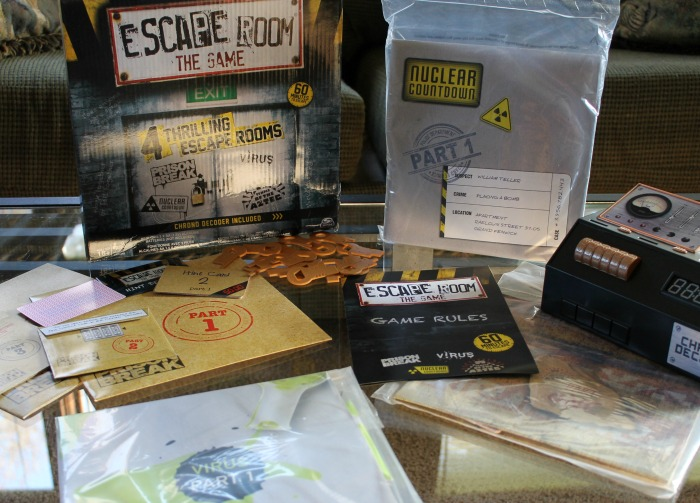 Escape Room The Game is Fun and Exciting!