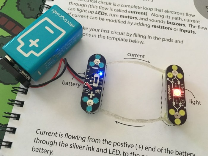 With Circuit Scribe You Can Use Pens To Help Create Working Circuits