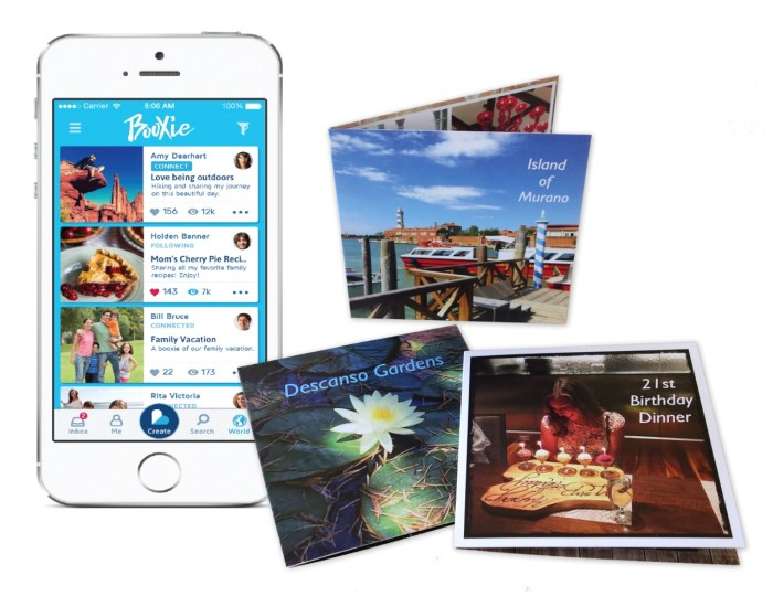 Create Multimedia Stories With the NEW Booxie App That You Can Print Off Too!