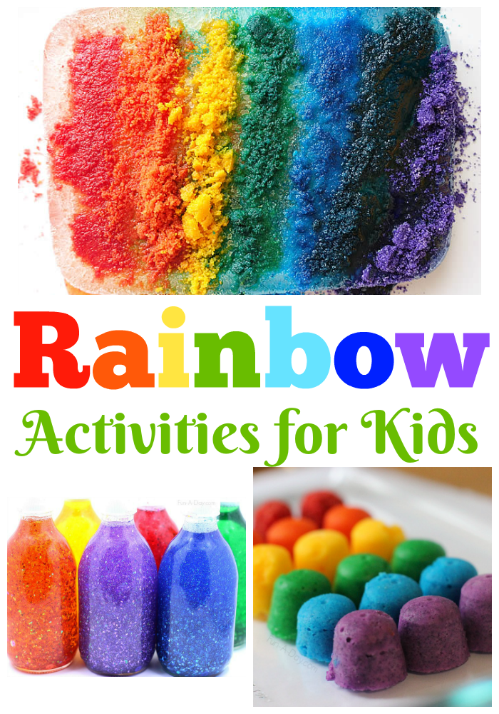 Fun & Easy Rainbow Activities for Kids