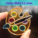 DIY Sun Catcher Using Craft EZ Oven
