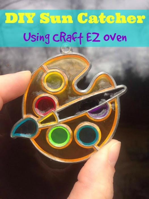 DIY Sun Catcher Craft EZ Oven