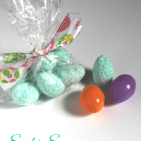 DIY Easter Egg Bath Bombs Make Perfect Basket Fillers