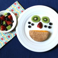 Liven up Mealtime with these Fun Breakfast Smiles