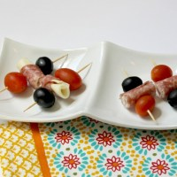 Easy Antipasto Kabobs are Perfect for Summer BBQs