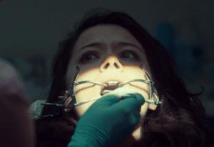 Nobody loves the dentist, especially not Sarah