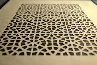 Islamic Tile Design Stencils