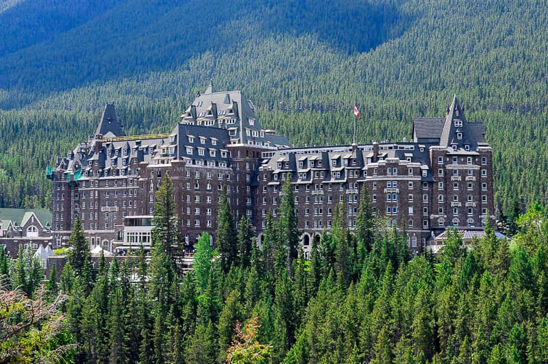 Fairmont Banff Springs Afternoon Tea